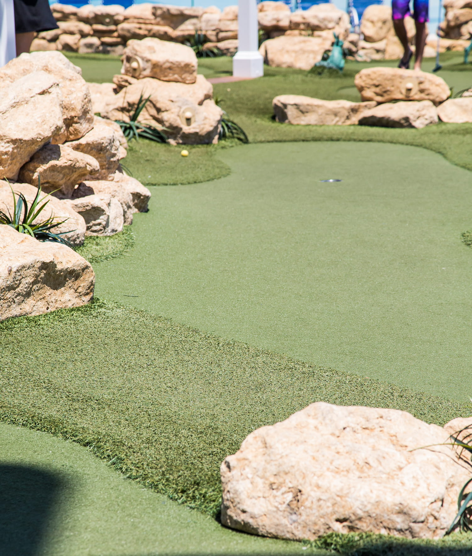 Custom Mini Golf Course Designs - Australia & SE Asia